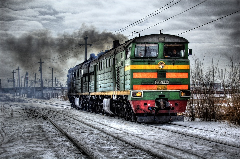 Modes of Transportation- Railways Transportation